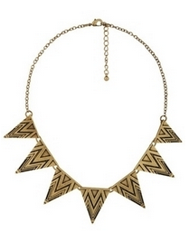 Austin-Earrings-Costume-Jewelry-Sasha-Golden-Triangle-Vintage-Necklace-1